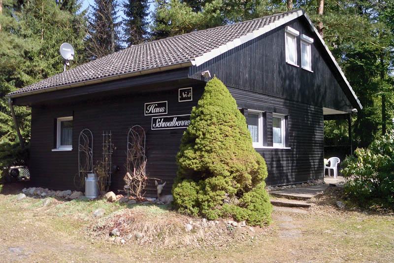 Ferienhaus Schwalbennest Steinhuder Meer: Holzhäuschen