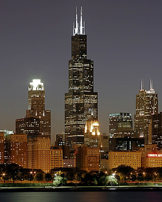 Willis Tower Chicago USA