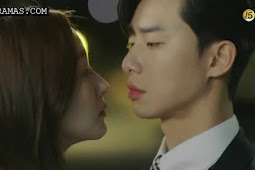 SINOPSIS What's Wrong With Secretary Kim Episode 2 Bagian 1