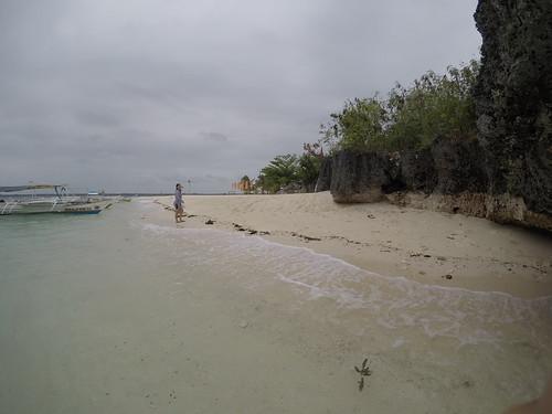 Exploring Virgin Island in Bantayan Island