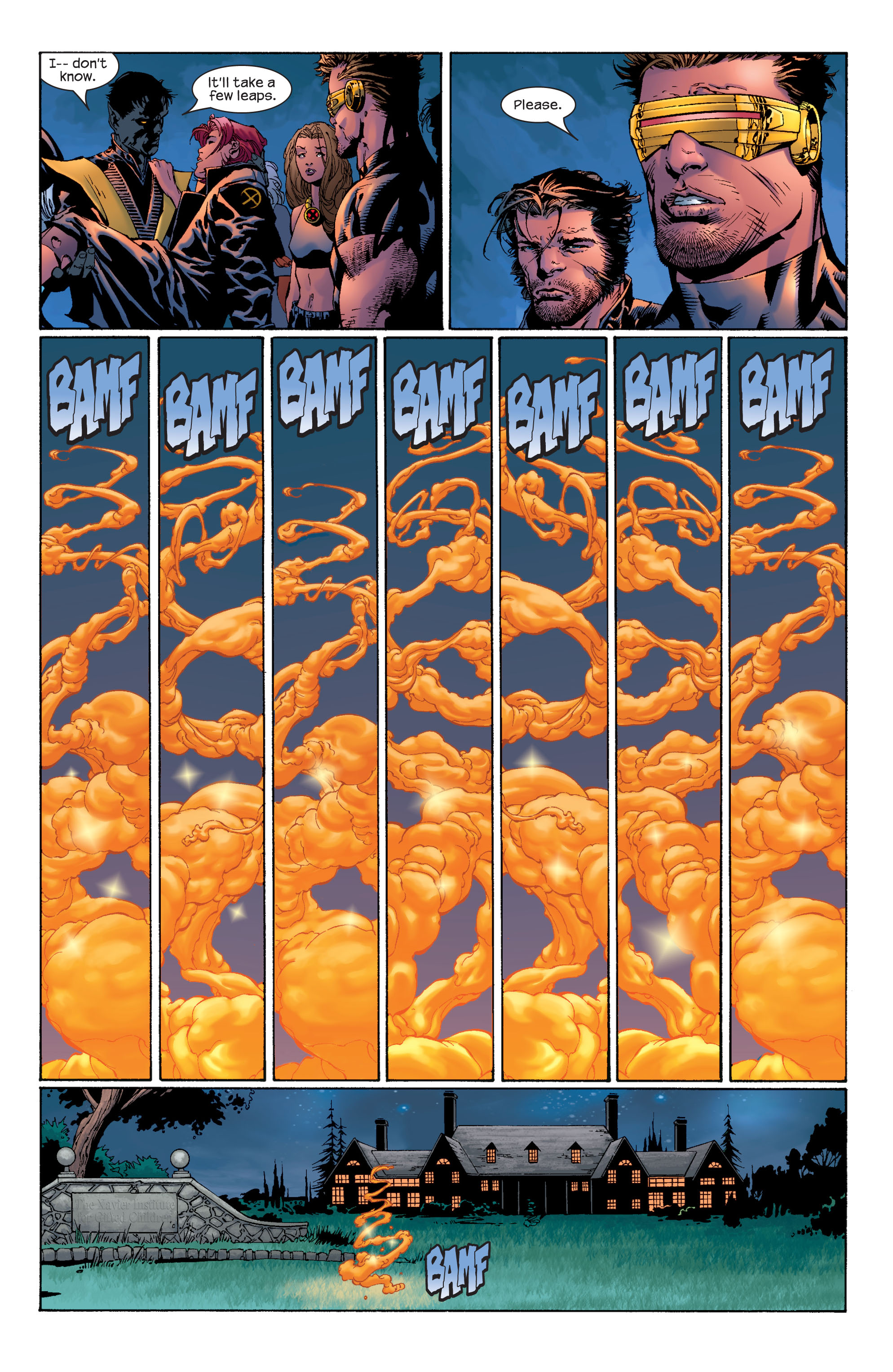 Read online Ultimate X-Men comic -  Issue #39 - 6