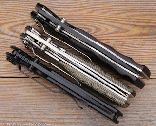 Enlan M022B3, Enlan M09 and Sanrenmu 7010LUI-SH1