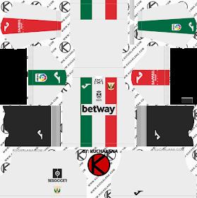 CD Leganes 2018/19 Kit - Dream League Soccer Kits