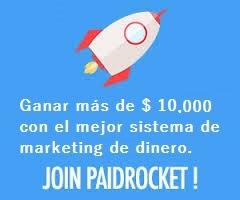 PaidRockett, Gana Más De 10,000 Dlls