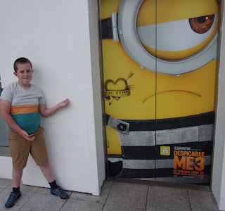 vue cinema gunwharf quays portsmouth despicable me 3