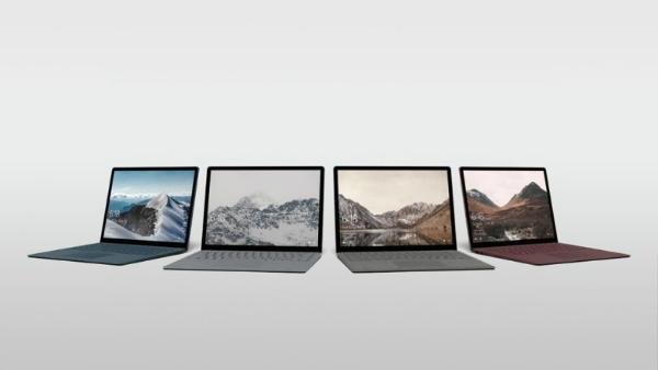 مايكروسوفت تكشف عن حاسبها الجديد Microsoft Surface Laptop