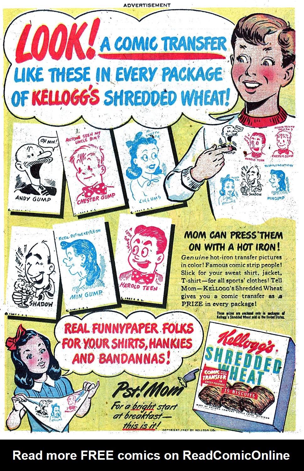 Read online All-American Comics (1939) comic -  Issue #90 - 23