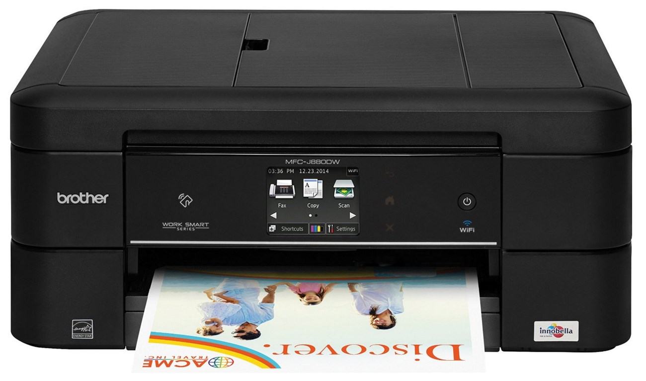 how to connect brother mfc 9130cw printer to wifi