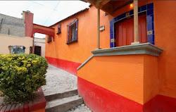 toluca naranja colores casas casa pinta