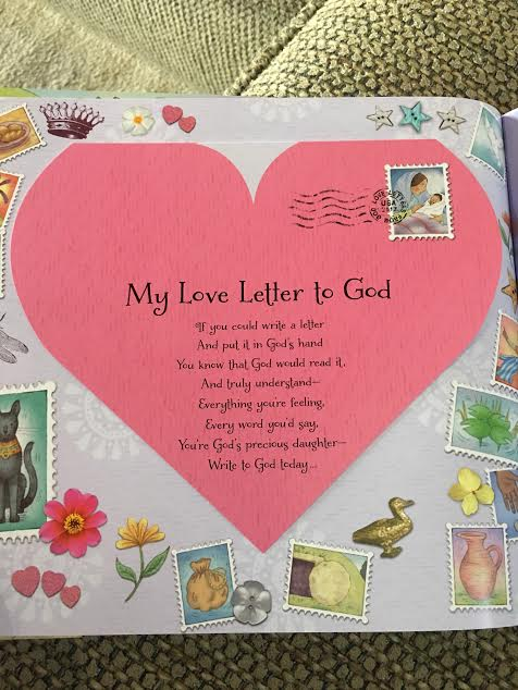 Love Letters from God: Bible Stories for a Girl's Heart by Glenys NellistThis