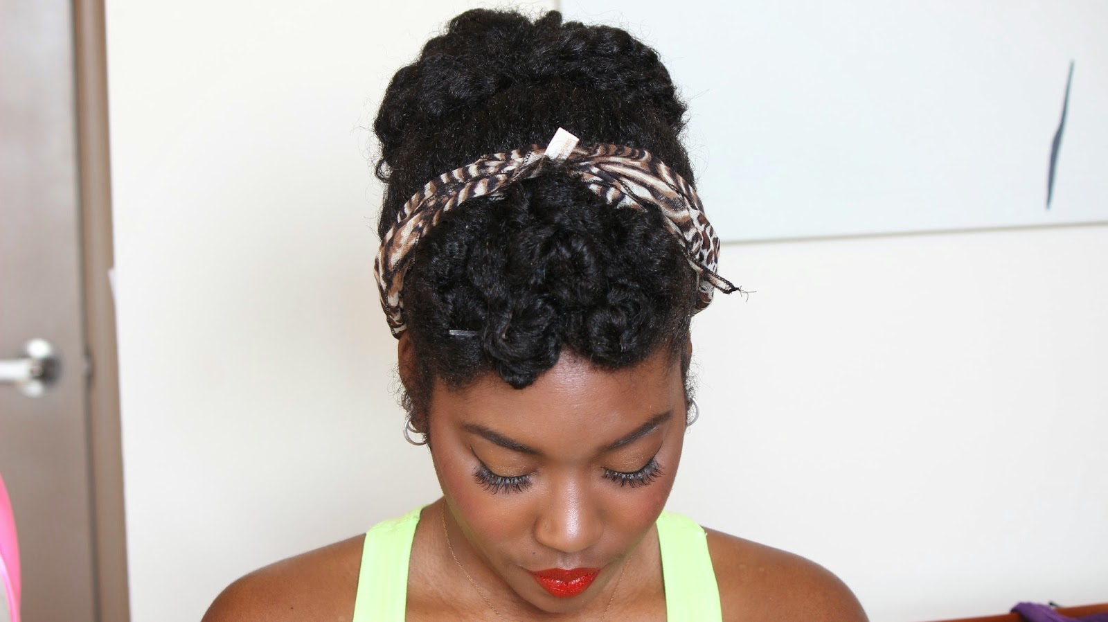 3 Easy Fall Protective Styles For Natural Hair with