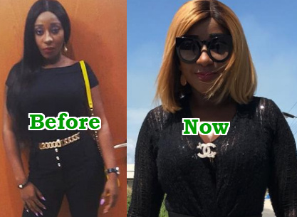ini edo gain weight
