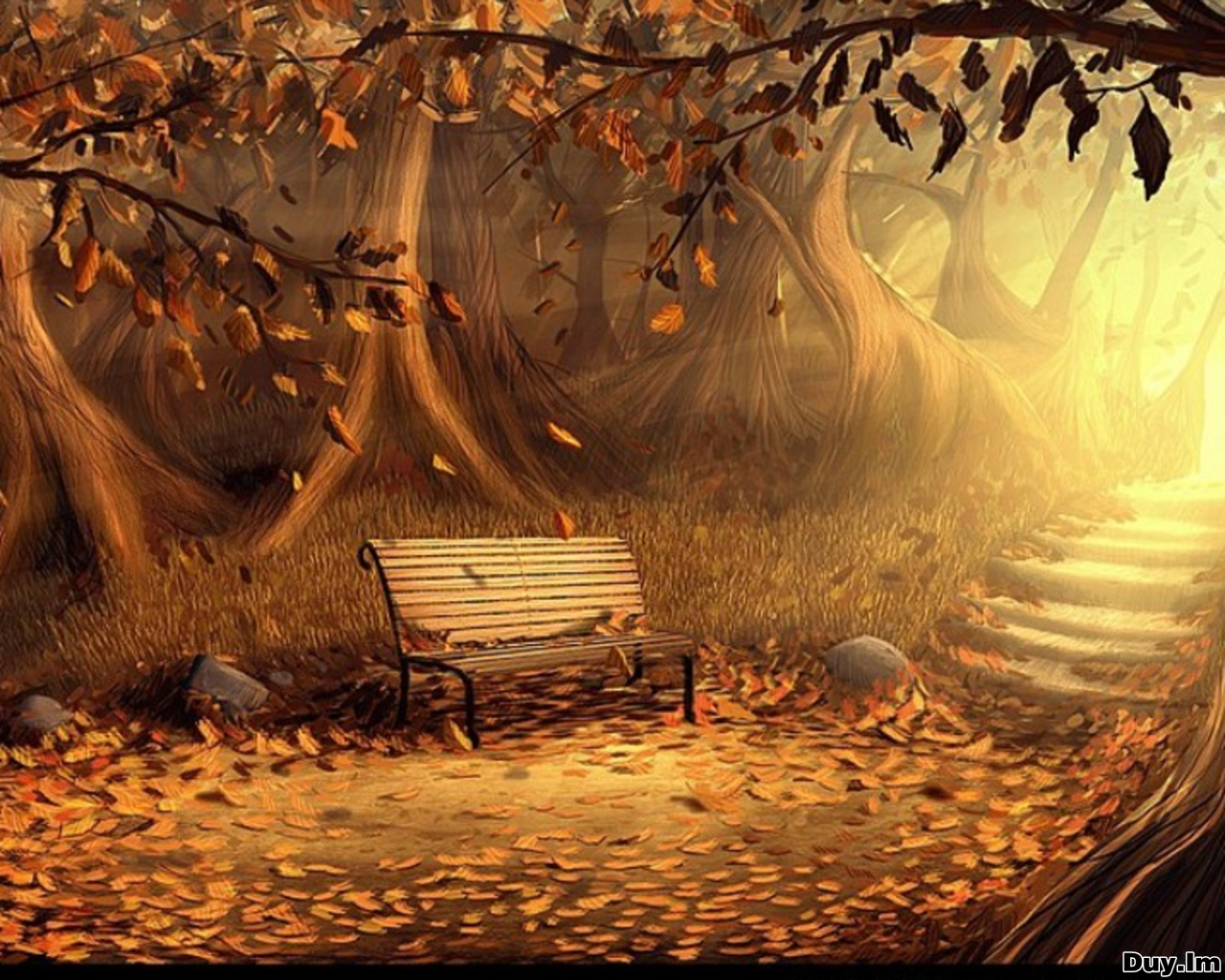 Autumn Falling Leaves Wallpapers Daily Cool Pictures Gallery 45 Wonderful Autumn
