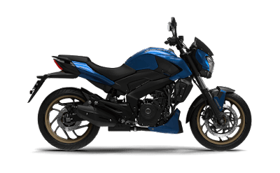 Top 10 bikes in India, bajaj dominar 400