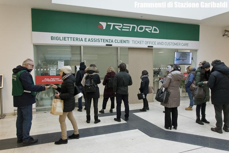 Stazione Garibaldi Milano