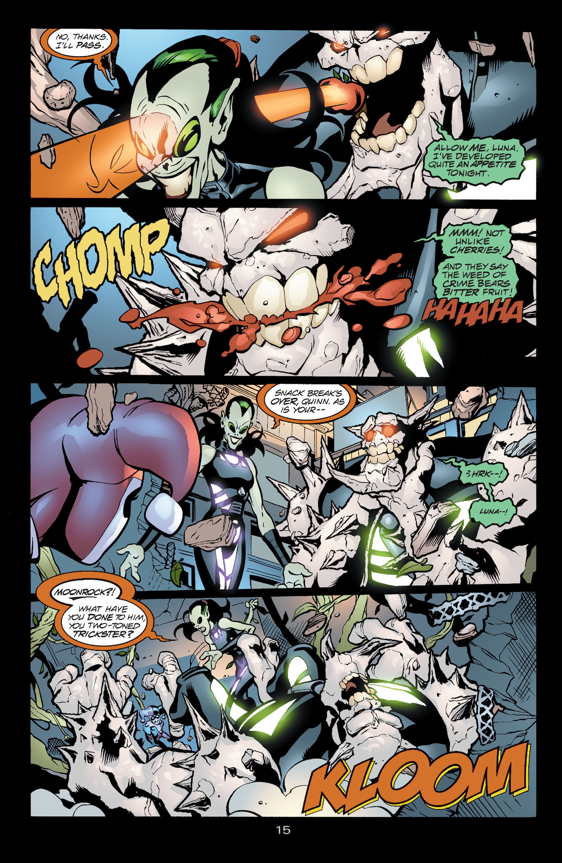 Harley Quinn (2000) Issue #13 #13 - English 16