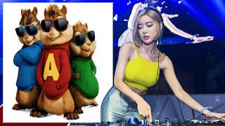 Aku Cah Kerjo DJ Remix NDX AKA Funkot Cipmunk