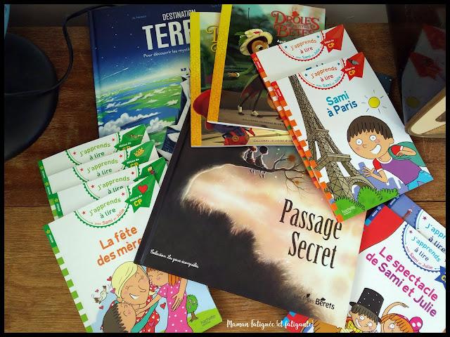 livres 6 ans