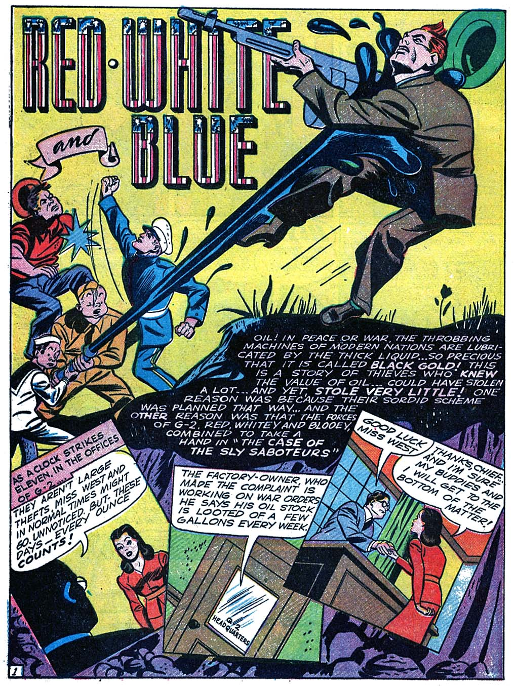 Read online All-American Comics (1939) comic -  Issue #46 - 59