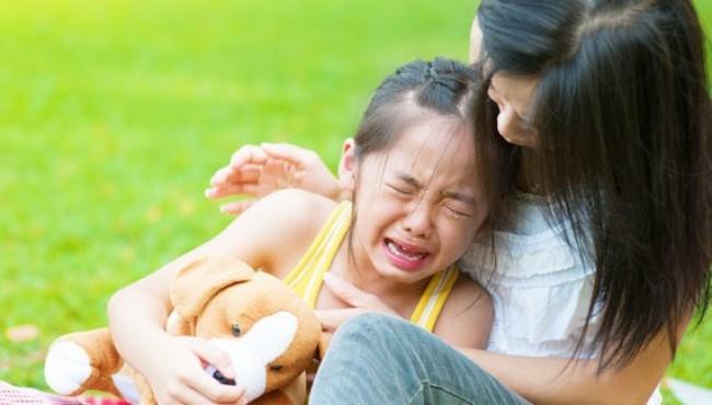 Cara Mengatasi Anak Cengeng