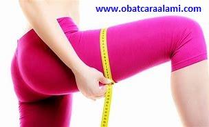 Cara Cepat Turunkan Berat Badan Secara Alami