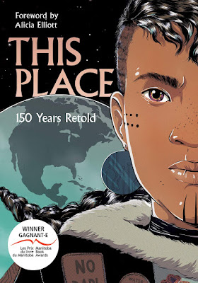 what i m reading: political graphic nonfiction: this place: 150 years retold