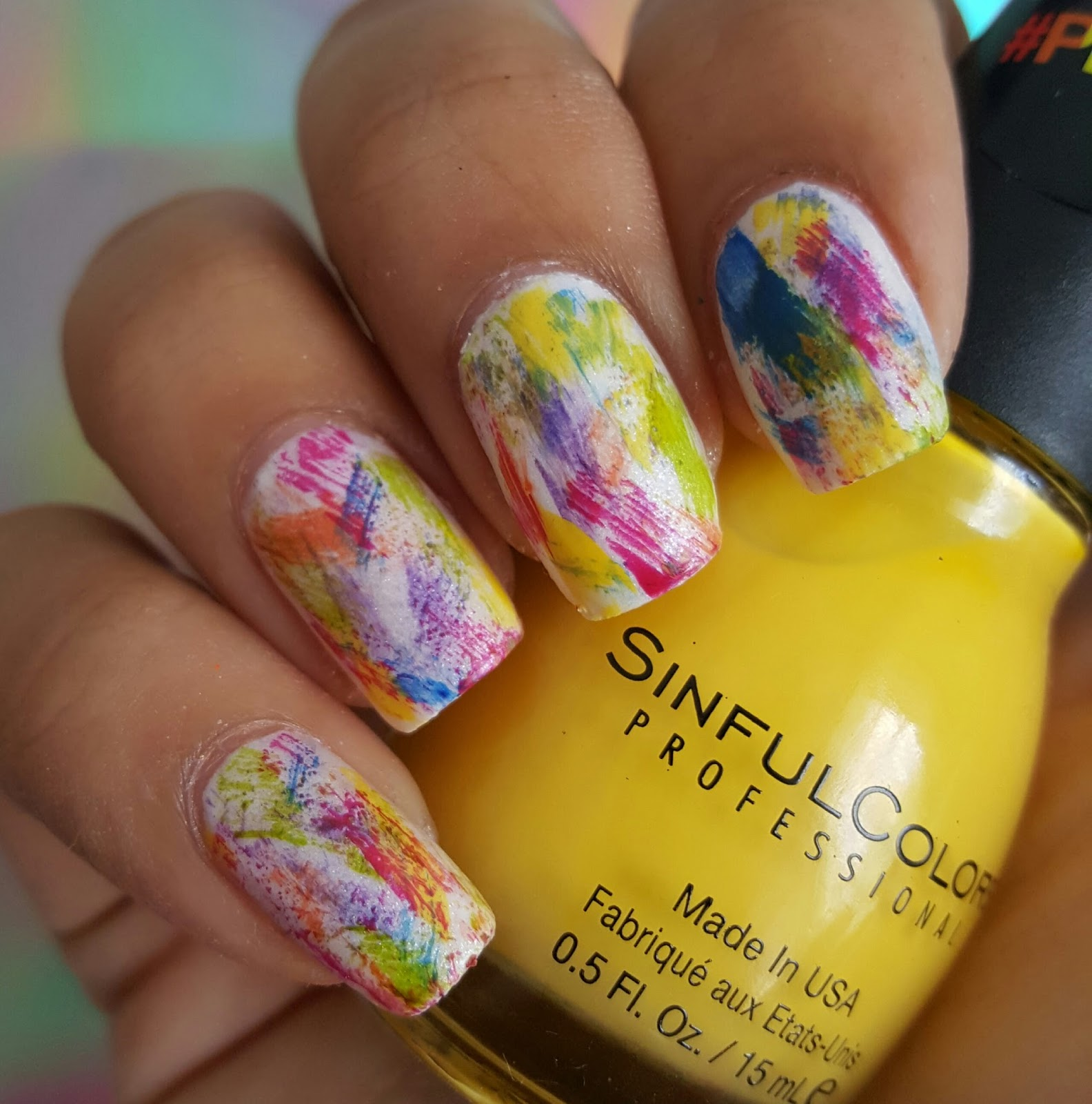 Not Out of the (Piney) Woods Yet: Pride Month Nail Art & Orlando ...