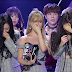 Después de 5 años T-ara vuelve a ganar en un programa musical