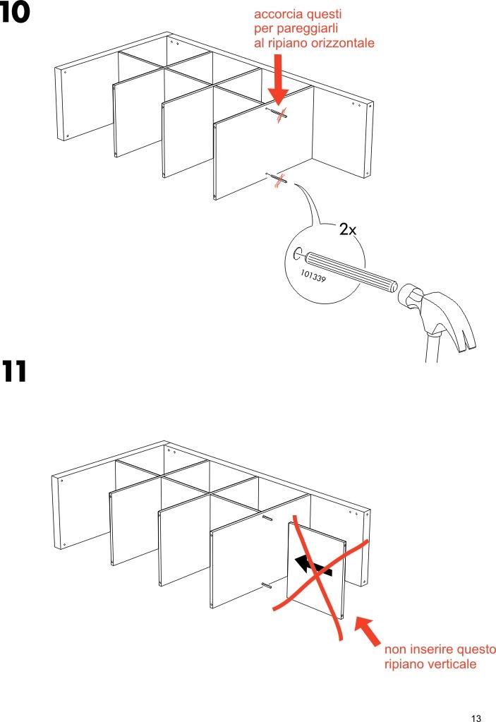 Le migliori immagini montaggio mobili ikea - Migliori conoscenze ...