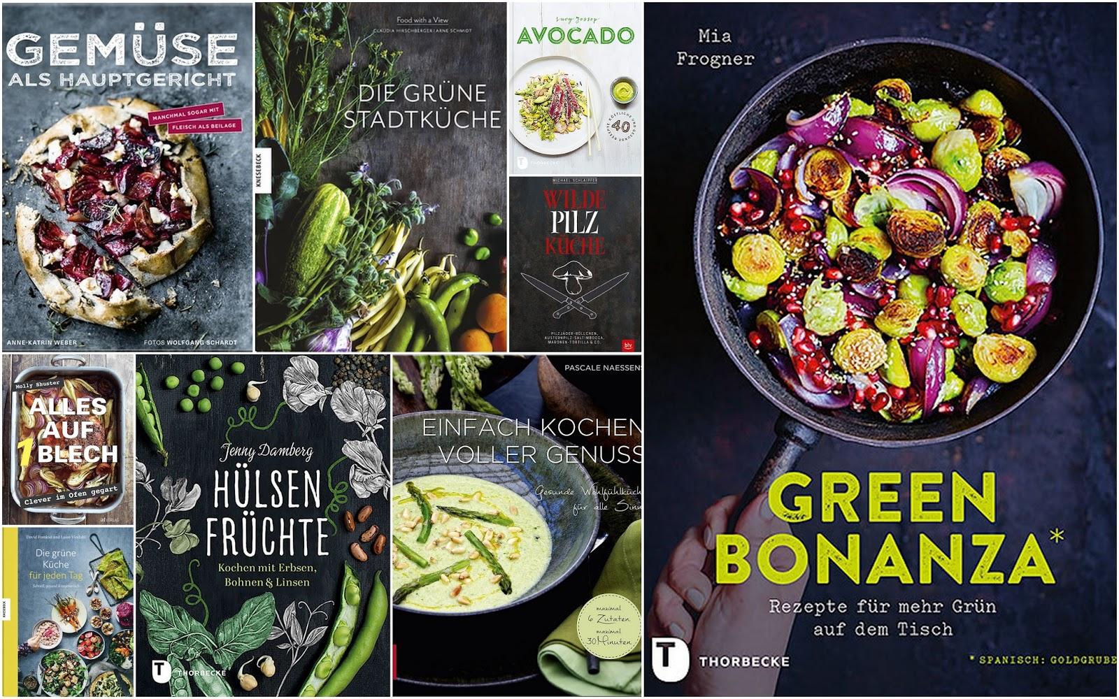 Die liebe zu den b chern xxl vorschau kochbuch for Koch von bonanza