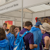 Los jóvenes también abarrotaron la Feria de Vocaciones de la JMJ