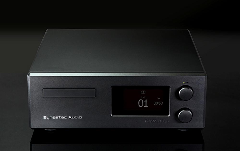 Wizard High-End Audio Blog: Synästec Audio Origo SACD player