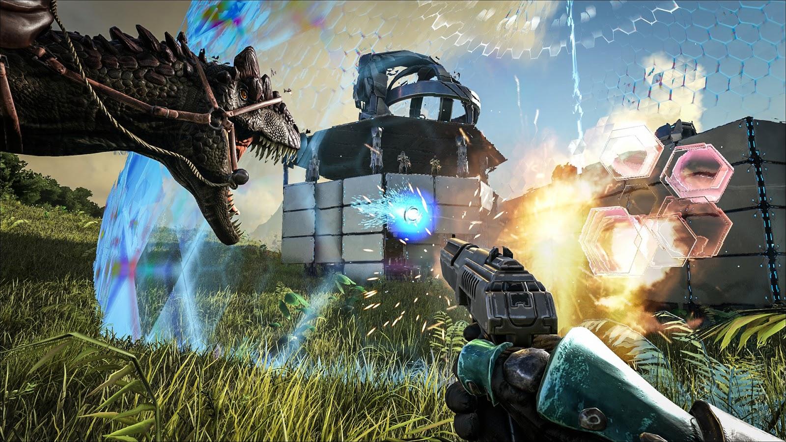 ARK Survival Evolved ESPAÑOL PC (CODEX) 7