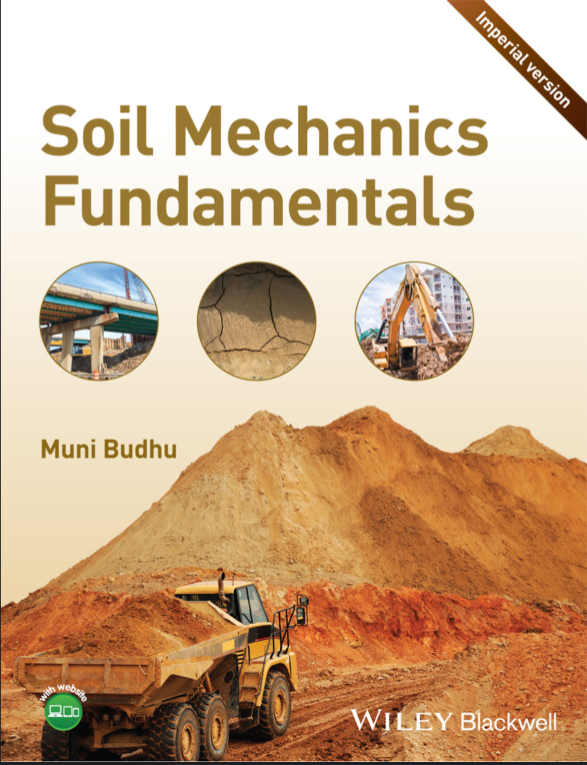 Pdf geotechnical engineering soil mechanics and foundation soil mechanics fundamentals by muni budhu wiley blackwell fandeluxe Gallery