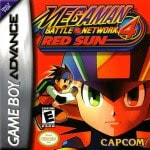 Mega Man Battle Network 4 Red Sun