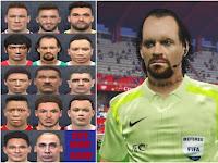 PES 2017 Referee Pack dari PES Mod Goip