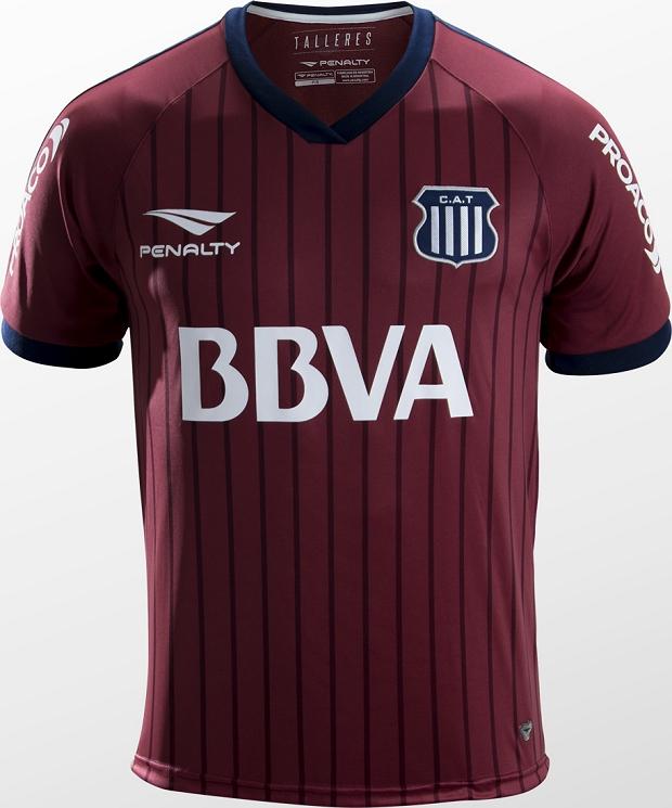 8428cfd697 Penalty divulga a nova terceira camisa do Talleres de Córdoba - Show ...