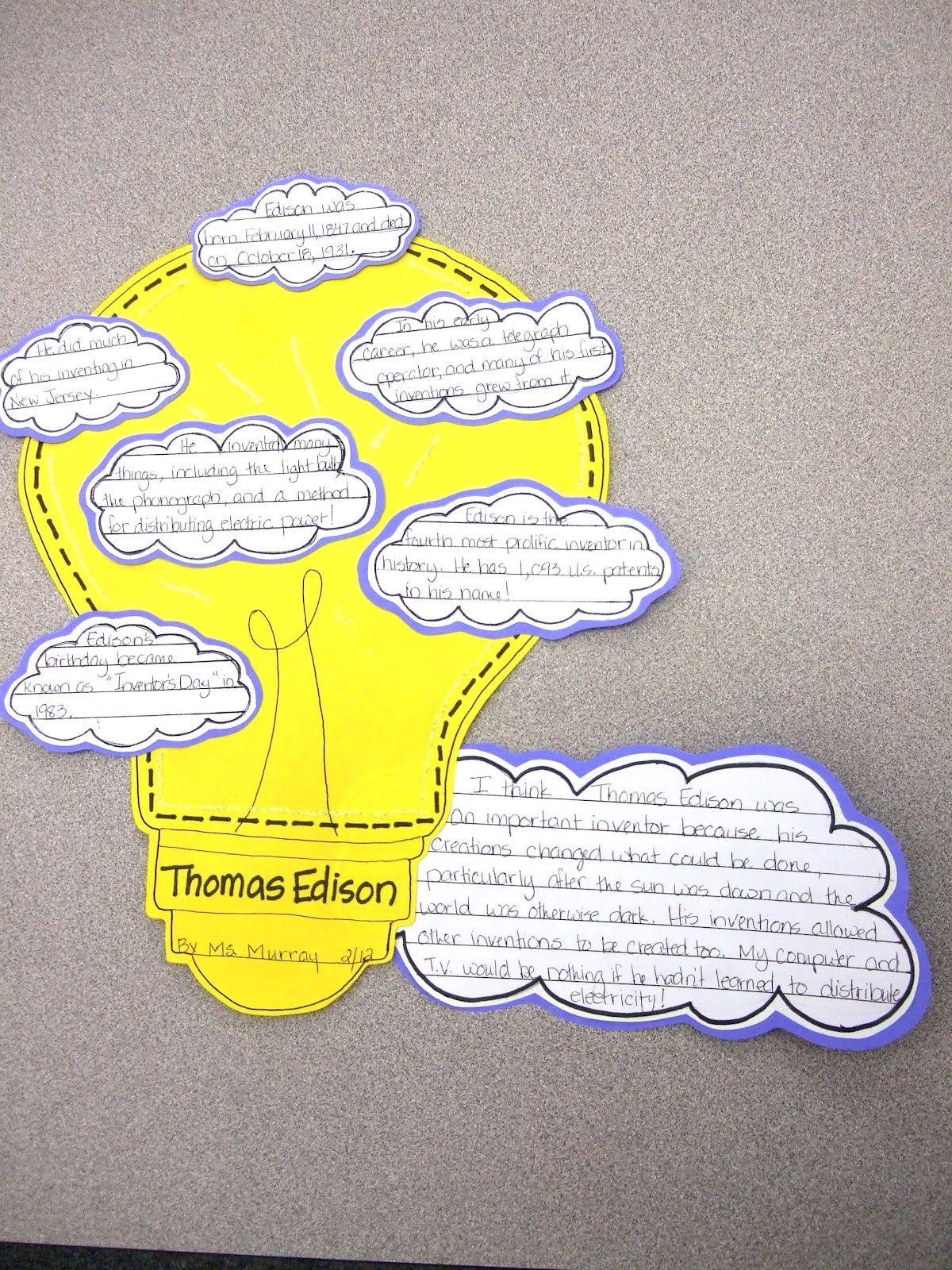 The Inspired Classroom Biographies