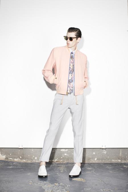 La collection Marc Jacobs homme pour l été 2014...   Mister Golightly 5aa06b9afe50