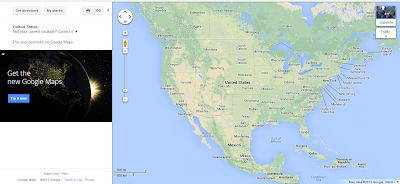 Embed Google Maps to Blogger
