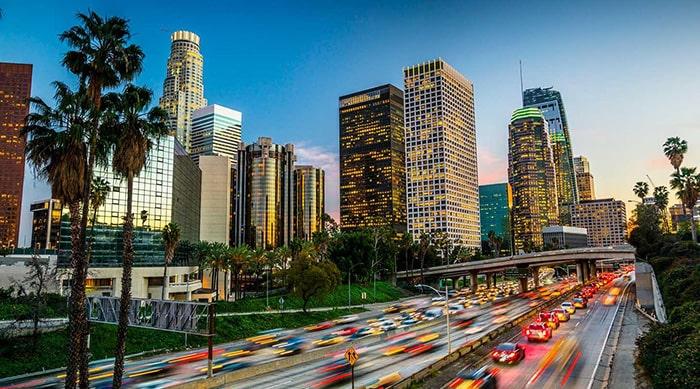 Рейтинг самых дорогих городов – Лос-Анджелес