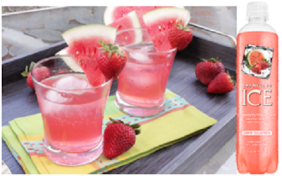 Strawberry Watermelon Cocktail Recipe