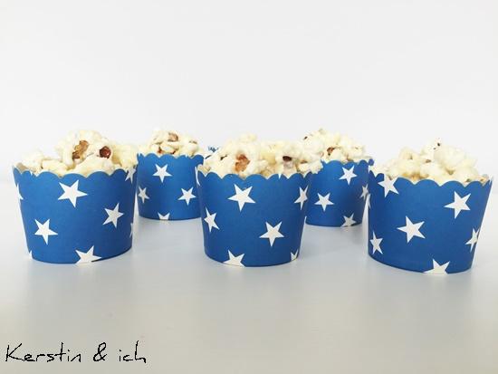 Rezepte Popcorn DIY