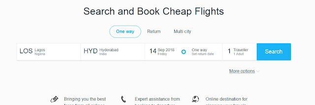 Get cheap flights in Nigeria