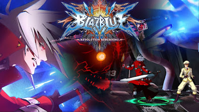 game anime android terbaik - Blazblue RR