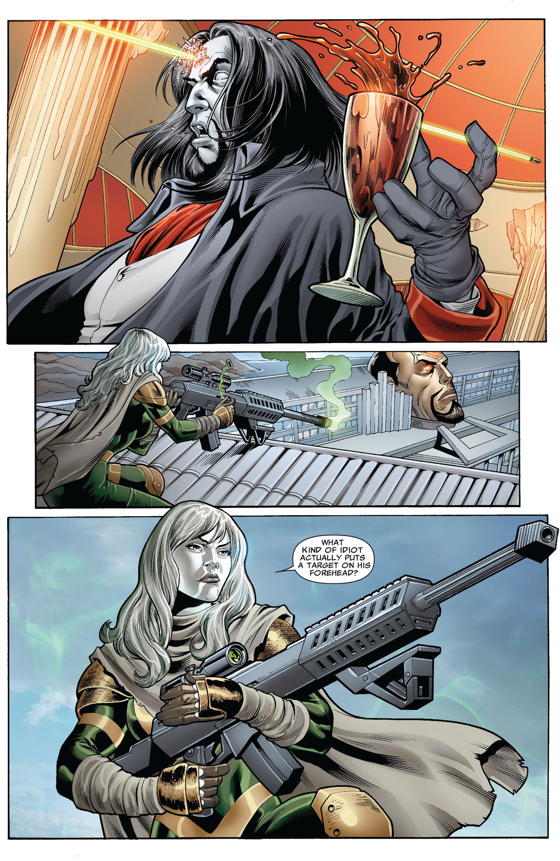 Read online Uncanny X-Men (2012) comic -  Issue #2 - 19
