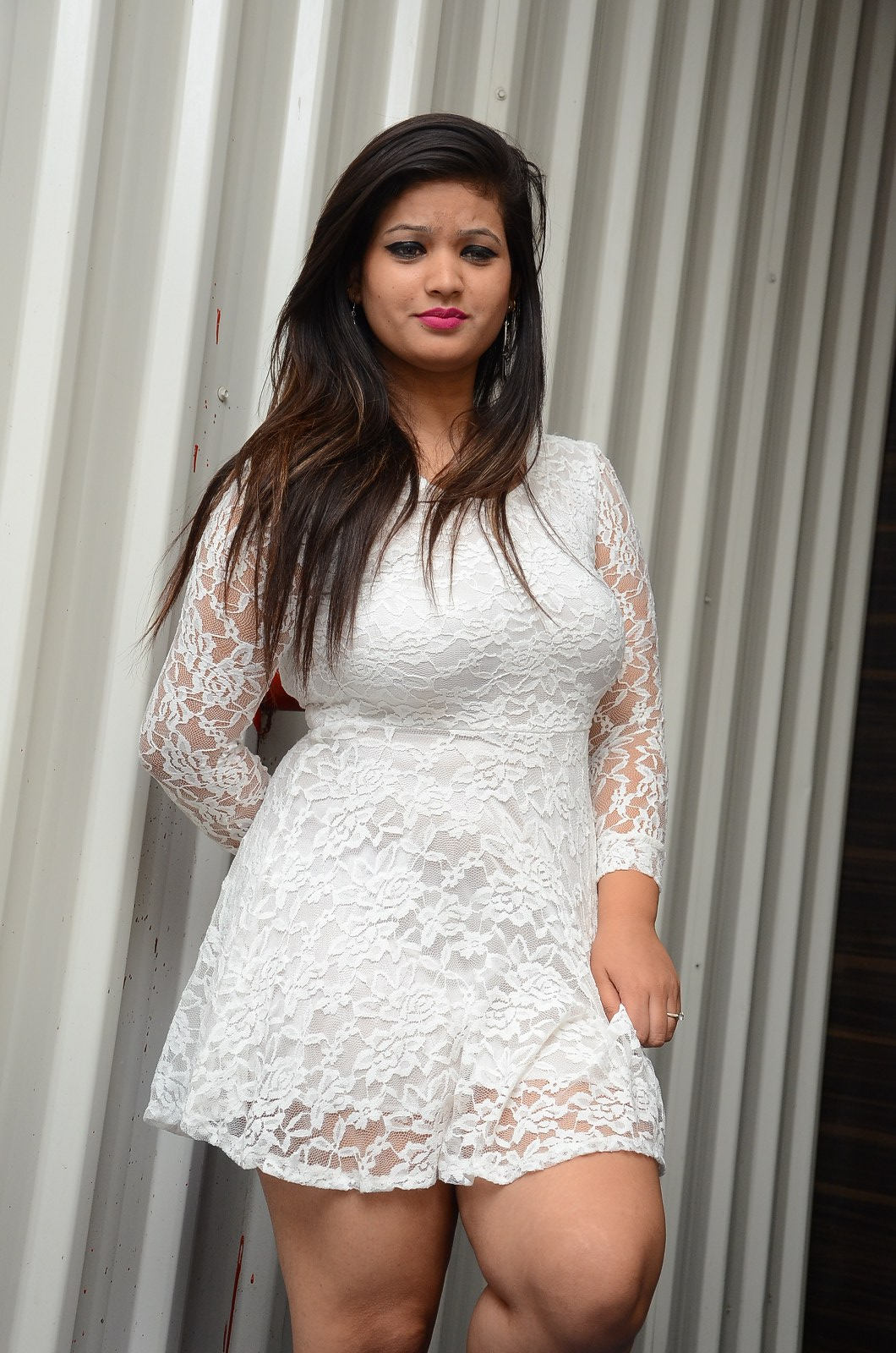 Himani photos at Jyothi Lakshmi Audio-HQ-Photo-29