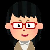 女性の顔アイコン 2