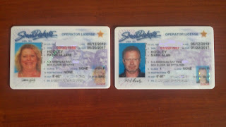 How To Get A Florida Drivers License >> Mark and Patty RV Adventures: New South Dakota Drivers and ...