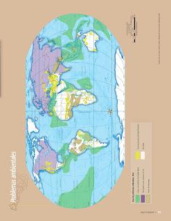 Apoyo Primaria Atlas de Geografía del Mundo 5to. Grado Capítulo 5 Lección 2 Problemas Ambientales